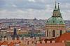 Prague Cityscape (Ellsasha) Tags: prague czechrepublic czechoslovakia czech church churches stnicholas architecture history historical building buildings centraleurope