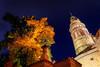 Český Krumlov fairy tale (marko.erman) Tags: world heritage sony castle window illuminated light monument architecture travel popular českýkrumlov czechrepublic worldheritage fairytale