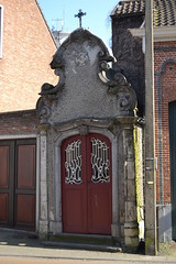 Onze-Lieve-Vrouwekapel, Hamme (Erf-goed.be) Tags: onzelievevrouwekapel begijnhofkapel kapel hamme archeonet geotagged geo:lon=4136 geo:lat=510962 oostvlaanderen