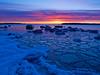 beginning of a new day (Jukka Papinaho) Tags: helsinki nature olympus water omd sun lauttasaari beatifulexpression