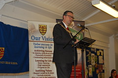 Rt Hon Donald Wilson Lord Provost