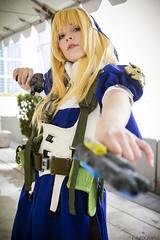 AX2016 Rosette (kozupyo) Tags: anime expo convention cosplay 2016 chrono crusade nun weapon guns rosette