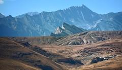 The Fossil Village Langza, India 2016 (reurinkjan) Tags: india 2016 ©janreurink himachalpradesh spiti kinaur ladakh kargil jammuandkashmir fossilvillagelangza langza himalayamountains himalayamtrange himalayas landscapepicture landscape landscapescenery mountainlandscape