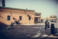 2015-03-14_Méchanique des B(ea_i)ts_Marrakech_08 (omnivion) Tags: méchaniquedesbeaits omnivion marrakech maroc performance pierrehenriramboz ph jamaaelfna dimitritsiapkinis festival onmarche