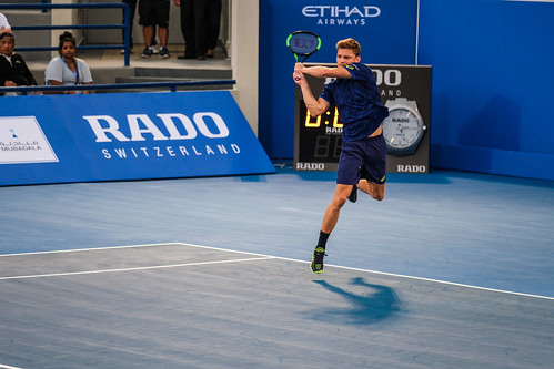 "David Goffin's backhand against Andy Murray • <a style=""font-size:0.8em;"" href=""http://www.flickr.com/photos/125636673@N08/31953028226/"" target=""_blank"">View on Flickr</a>"