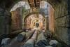 Carceres - Underground Passageways (silverfox_hwz) Tags: campania capua santamariacapuavetere amphitheatre anfiteatro ancientcapua gladiator gladiatormuseum
