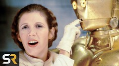 10 Bloopers In Star Wars Movies You May Have Missed (Darth Viral) Tags: 10 bloopers carriefisher cool disney forceawakens fun funny interesting list lists rogueone screenrant starwars stormtroopers ten top10