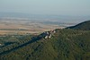 Vetulonia, panorama (Cheshire Cat's Friend) Tags: vetulonia grosseto tuscany maremma panorama green hills town afternoon summer