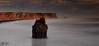 Kirkjufjara (►►M J Turner Photography ◄◄) Tags: kirkjufjara iceland southiceland sea ocean seascape rockstack sunset