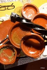 Vegetarian fajitas (Kym.) Tags: andalucía andalusia fajita mexican nerja photostream plate restaurant somebodyelseskitchen spain table texmex veg vegetarian veggie day7