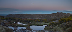 Ben Lomond plateau (Rich Morrison) Tags: ben lomond national park launceston tasmania australia pano panorama nikon d5000 sunset