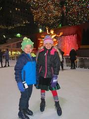 The Kids On The Rockefeller Center Ice Rink (Joe Shlabotnik) Tags: manhattan iceskating violet rockefellercenter newyorkcity skating december2016 nyc everett 2016 60225mm