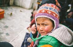 Angry Child (Michael S Liu) Tags: ladakh travel leh kashmir snow india monastery children dosmochey people