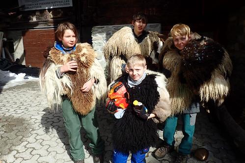 Carnaval d'Evolène