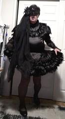 Black 2 (Maid Honey) Tags: sissy maid