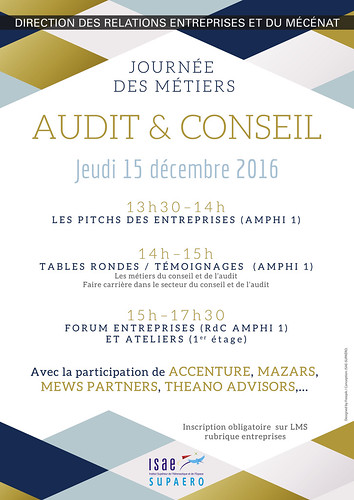Journée des Métiers Audit & Conseil