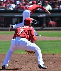 EugenioSuarez cfb (jkstrapme 2) Tags: baseball jock hot athlete male butt ass tight pants