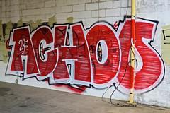 Achoo, New Orleans, LA (Robby Virus) Tags: neworleans louisiana la nola bigeasy achoo graffiti tag tagger wall brick