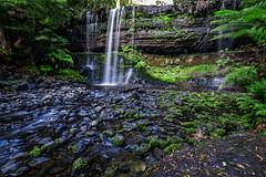 Russell Falls (alme 27) Tags: australia mtfieldnp tasmania pentax sigmalens k3ii longexposure waterfall wilderness
