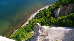 Jasmund Chalk Cliffs Beach (Felicia Brenning) Tags: jasmund national park chalk cliffs beach rügen germany nature baltic sea summer sun light colors sony