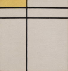 Composition A, 1935 (Jonathan Lurie) Tags: united kingdom oil painting piet mondrian tate art museums modern museum eu16 england london europe canvas artinmuseums modernart oilpainting oiloncanvas pietmondrian unitedkingdom gb