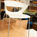 White stock chair €25