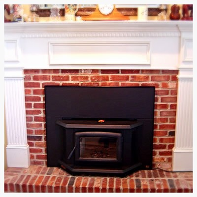 Pacific Energy Super Wood Stove Insert, Trenton, Ga.