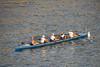 Rowers (ToDoe) Tags: reflection water river team köln rhine rhein teamwork rowers rudern rowingboat abendlicht oarsmen ruderer reflectios fünfer