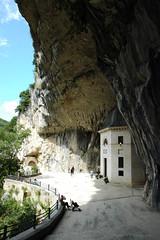 Tempio del Valadier (Marta A. Photography) Tags: summer nature del temple cave marche tempio frasassi genga valadier