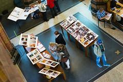 Expositie 'Orgelbouw en Orgelpracht', St.-Agathakerk, Lisse, 12 september 2015. Foto: Alexander Schippers.