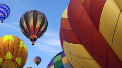 Bloons! (Bereno DMD) Tags: sky hot color festival balloons fun saturated vibrant air rich balloon ct colorfestival plainville