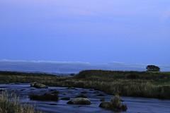 Distant civilisation (FotoRoar2013) Tags: blue norway canon river evening norge colorfull scenic norwegen filter lee 7d noruega jren rogaland bltime helva fotoroar2013 kveldstime