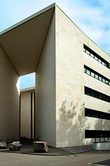 Spitzwinklig (jb-design) Tags: fotografie pentax architektur dortmund bonk weitwinkel samyang
