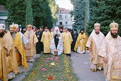 013. Consecration of the Dormition Cathedral. September 8, 2000 / Освящение Успенского собора. 8 сентября 2000 г