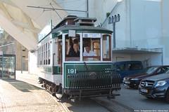 Ponte d'Arrbida (ernstkers) Tags: 191 porto portugal stcp stcp191 streetcar tram tramvia tranvia trolley elctrico strasenbahn bonde sprvagn