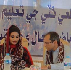 Ajrak (GlobalCitizen2011) Tags: sindh sindhi ajrak sindhiclothing
