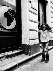 OUR LITTLE THINGS (Galantucci Alessandro) Tags: street city portrait people blackandwhite bw white black monochrome contrast photography monocromo town eyecontact europe strada hungary gente candid budapest streetphotography documentary east persone grainy fotografia bianco ritratto nero biancoenero citt contrasto fotografiadistrada documentaristica