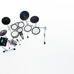 電子ドラムの写真