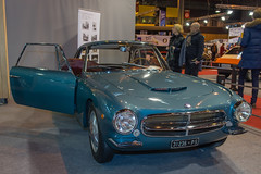 1961 Osca 1600 GT Touring - collection Lopresto (el.guy08_11) Tags: paris france ledefrance voiture collection touring 1961 osca