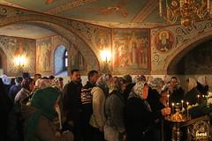 20. The commemoration day of St Sergius of Radonezh in Bogorodichnoe village / Праздник Прп. Сергия Радонежского в Богородичном