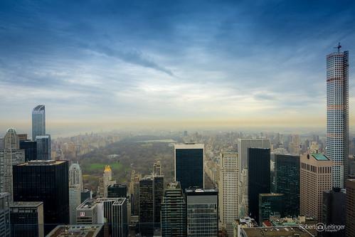 Manhattan NY - The View