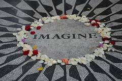Central Park-Imagine, 09.06.15 (gigi_nyc) Tags: nyc newyorkcity summer centralpark imagine strawberryfields imaginemosaic
