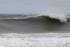 Hurricane Joaquin Waves (SplashH2O) Tags: ocean sea storm water coast hurricane atlantic rough surge atlanticocean eastcoast omninous hurricanejoaquin