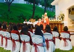 Octubre, 23: Ceremonia de Confirmación
