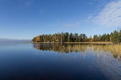 Korpisaari, Nsijrvi (Juho Holmi) Tags: autumn lake macro fall beautiful weather k forest suomi finland dc scenery finnland pentax 5 sigma 45 17 28 af 70 tampere loma mets k5 syksy jrvi nsijrvi soumi yljrvi 1770mm f2845 pirkanmaa ylinen birkaland mutala korpisaari