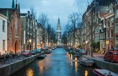 Zuiderkerk Tower, Amsterdam