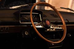 my cockpit (Csarank Dvid) Tags: wheel spider wooden steering fiat interior cockpit 124 dash 1200 coupe lada vaz classy 850 1200s zhiguli 2101 21013 holzlenkrad drivetastefully