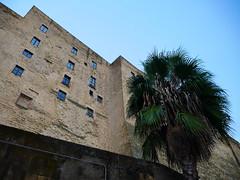 Castel dell'Ovo (CeBepuH) Tags: italy geotagged campania ita napoli naples casteldellovo vomero neapol eggcastle  geo:lat=4082764417 geo:lon=1424866050