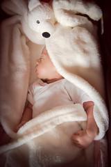 Ainhoa  (1 semana) (Juanedc) Tags: sleeping espaa baby girl beautiful spain nia zaragoza newborn aragon bebe es hermosa saragossa beba durmiendo ainhoa neonato valdespartera