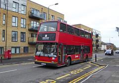 GAL PVL62 - W462WGH - NSF - WATLING STREET BEXLEYHEATH - FRI 30TH OCT 2015 (Bexleybus) Tags: street bus london ahead volvo president go learner bexleyheath watling goahead plaxton w462wgh pvl62